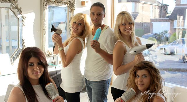 moroccan oil hair salon specialist london brazilian hair